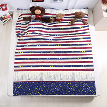 wholesale comforter washed linen with white spots beding set/bed sheet/bed cover