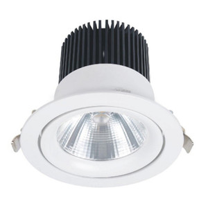 High Quality Dimmable CITIZEN Cob Free Recessed LED Downlight 80W IP44 Down light Led