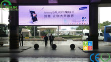 Pixel Pitch 6mm Outdoor Full Color LED Display P6