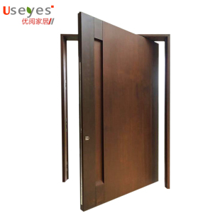 seeyesdoor aluminum front door security pivot doors metal door design