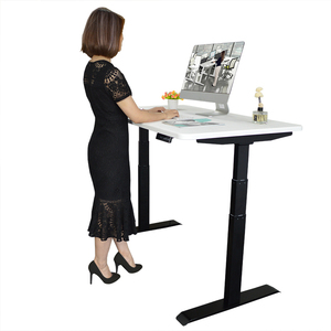 Modern electric furniture office height adjustable table
