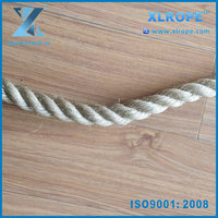 oiled treated ship sisal rope 16mm 28mm