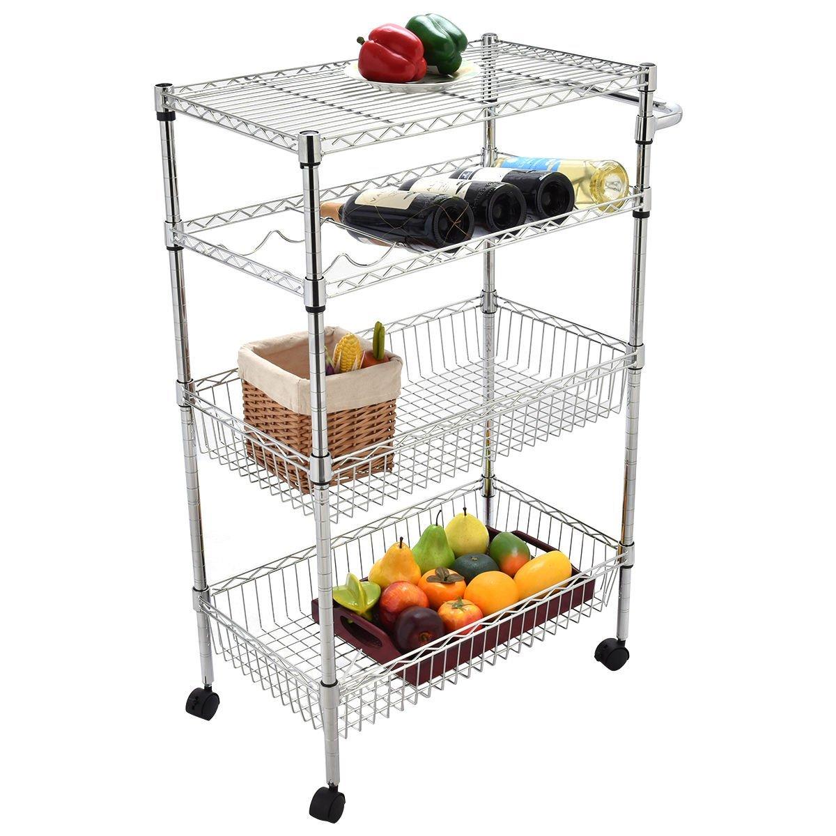 Cheap Kitchen Wire Cart, find Kitchen Wire Cart deals on line at ...