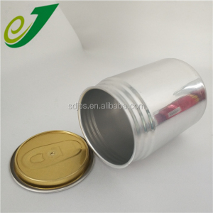 250ml Custom Logo Printing Beverage Beer Soft Drink Aluminium Can