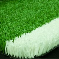Top level new design artificial lawn for sports surface