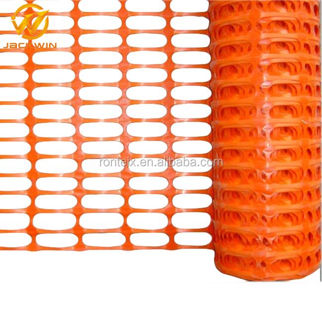 Rete In Plastica Per Cantiere.Hdpe Plastica Arancione Di Sicurezza Temporaneo Cantiere Recinzione