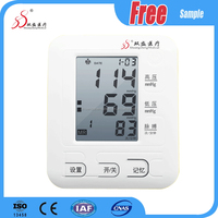 China manufactory newest brand upper arm blood pressure monitor