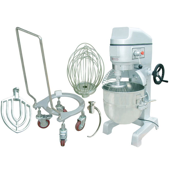 Stainless Steel 20L 30L 40L 50L 60L planetary mixer | egg beater | food mixer