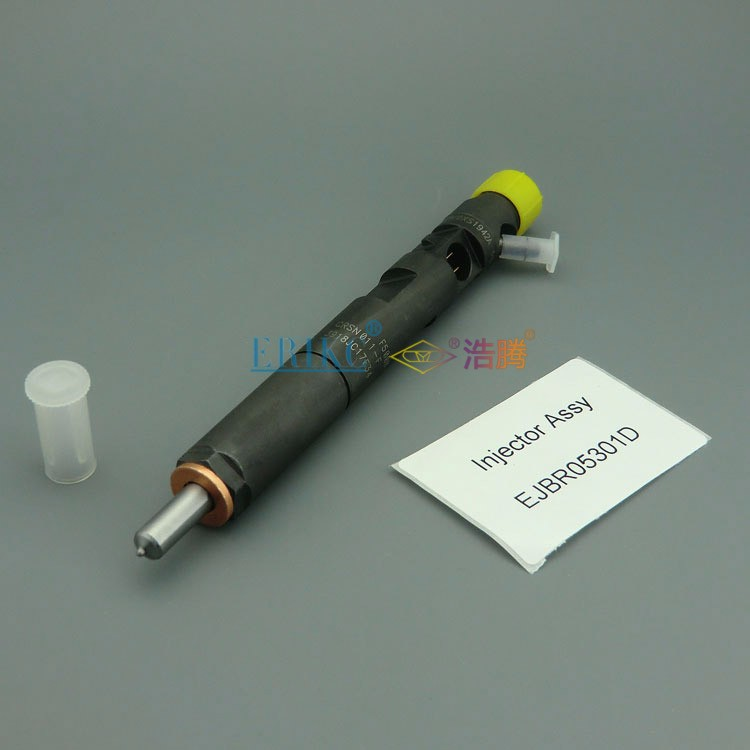 ERIKC F5000-1112000 Common Rail Injector F5000-1112100-011 Engine Injection bico injector EJBR05301D