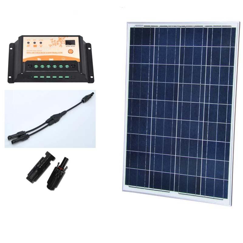 solaire puissance kit promotion achetez des solaire puissance kit promotionnels sur aliexpress. Black Bedroom Furniture Sets. Home Design Ideas