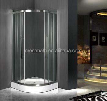 Bathroom Shower Room With 6mm Thick