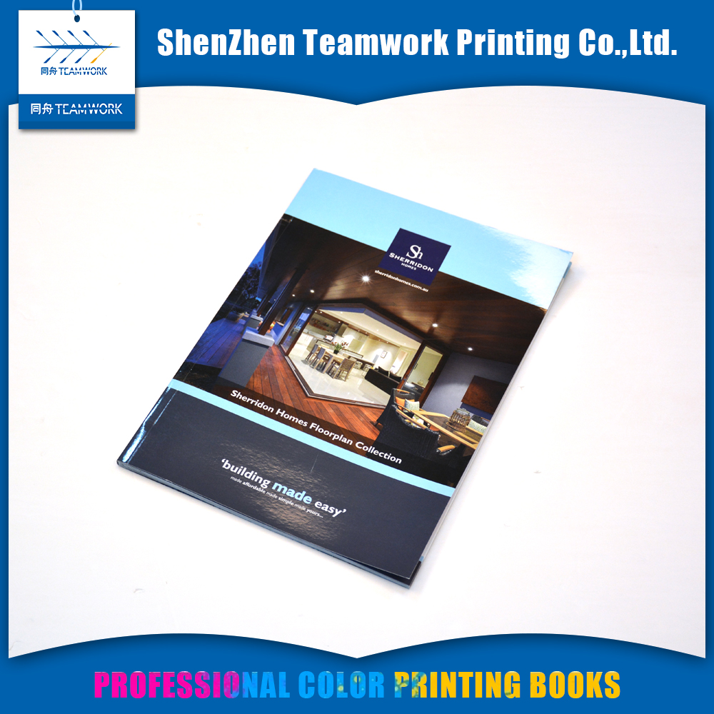 High Quality Cheap Price Oversea Magazine Printing