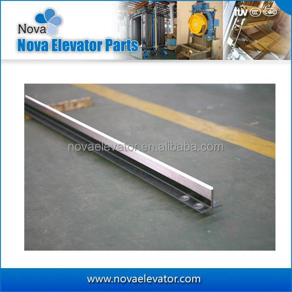 Elevator Shaft components/Passenger lift solid guide rail