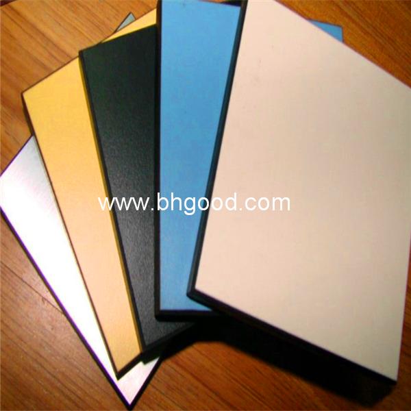 laminated hpl board wall cladding board wood grain paper laminate