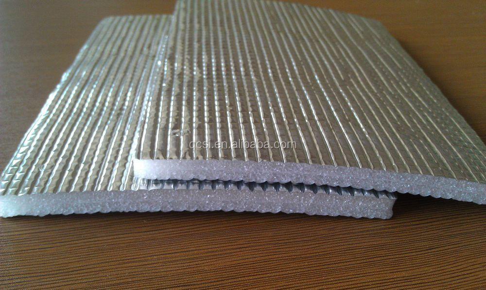 Reflective Epe Flexible Foam Foil Insulation Material