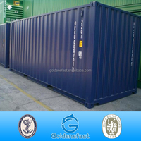 NEW 20ft sea container prices cheap wholesale shipping container