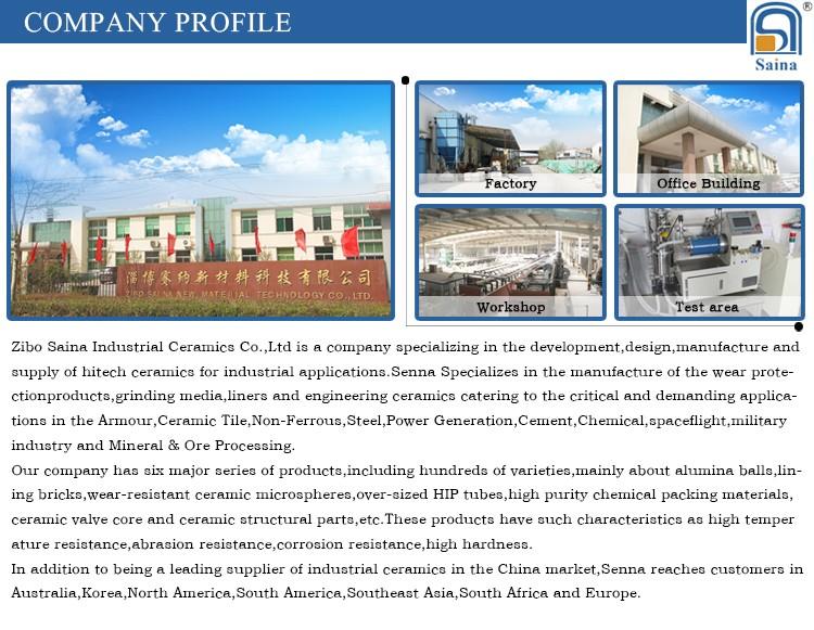 Alumina Ceramic Grinding Balls For Ball Mill Mining