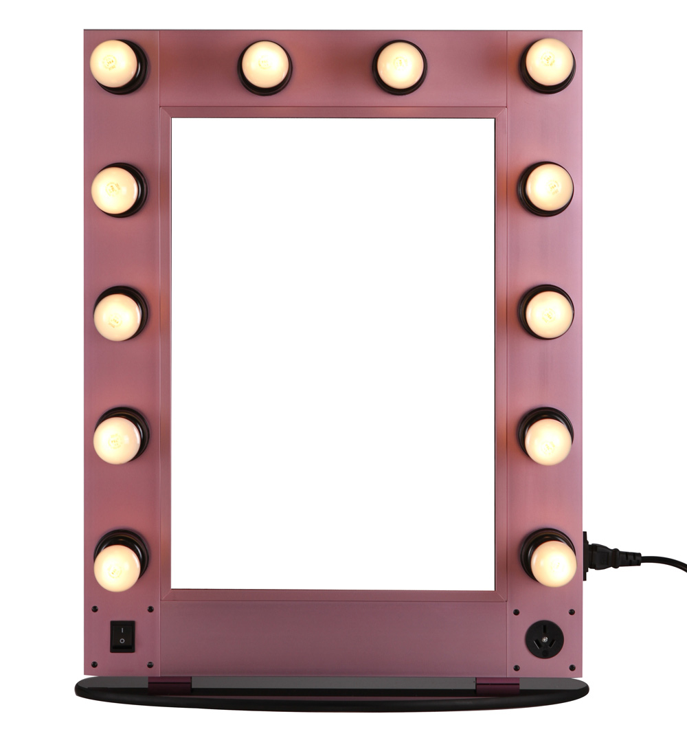 Professional hairdresser station salon makeup dressing led light cosmetic mirror, led salon mirror makeup mirror light