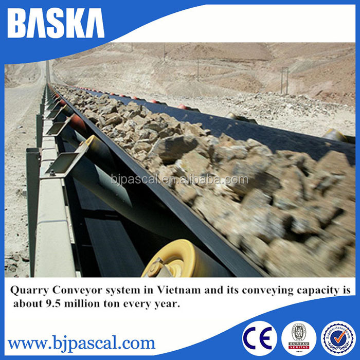 Gold China supplier belt conveyor for coal
