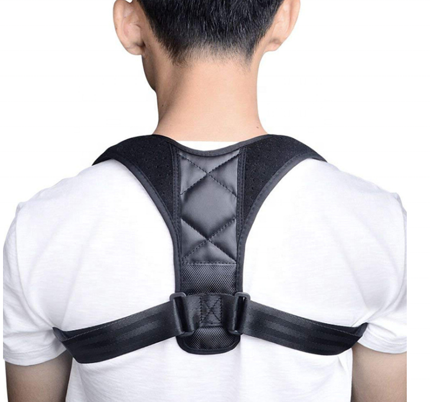 Neoprene Magnetic Therapy Private Label Posture Corrector  For Men & Women