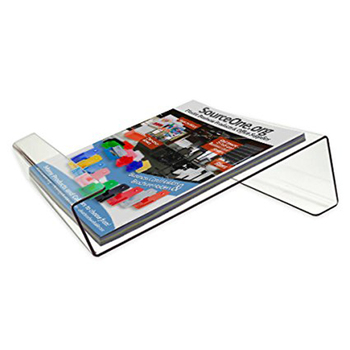 Wholesale Factory Direct Sale High Quality Clear Acrylic Treadmill Magnificent Acrylic Magazine Holder For Treadmill