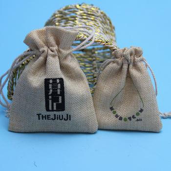 Burlap Hemp Jute Drawstring Bags Whole Bag Product On Alibaba