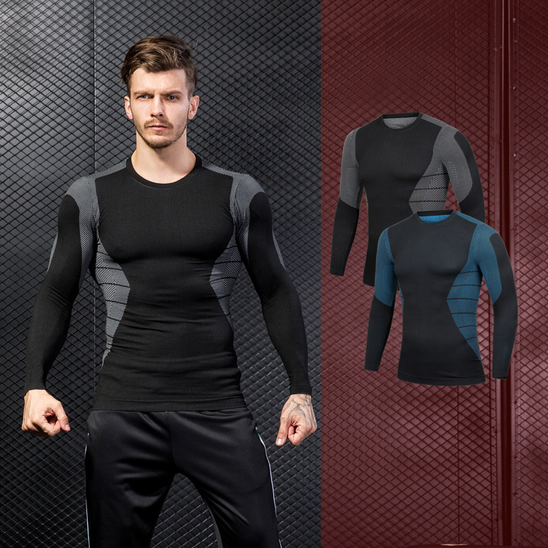 Men's New Long-sleeved 5