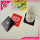 New style custom brand OEM silicone tea cup mat for home