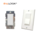 Home automation system Wireless Zwave wall mount dimmer light switch