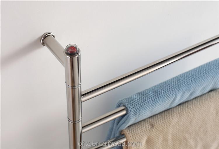 Elektrische leiter wand handtuchhalter w rmer for Wand handtuchhalter