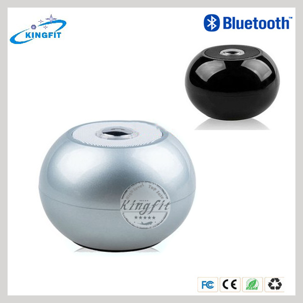 2014 Ball Portable Wireless Mini Smartphone Bluetooth Speaker for Sumsung iPhone iPad Nokia HTC