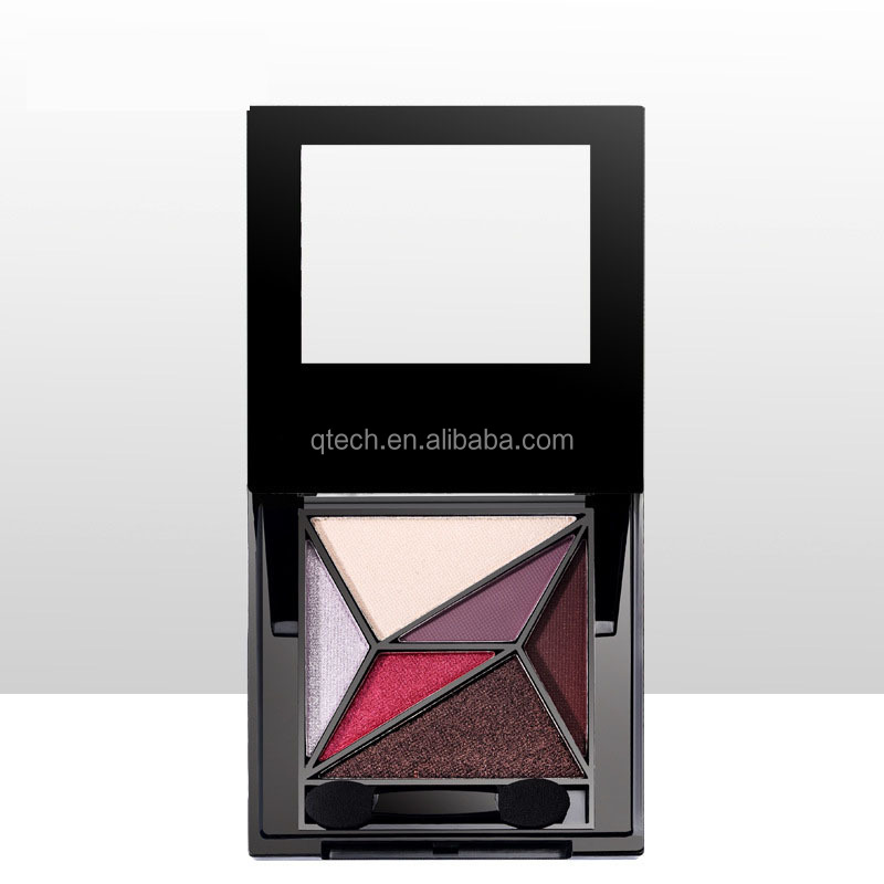 Good quality manly custom eyeshadow palette with factory low price