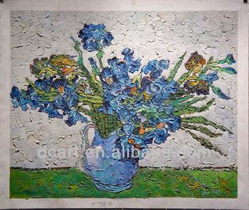 Reproduction Oil Painting Of Van Gogh - Buy Oil Painting,Van Gogh ...