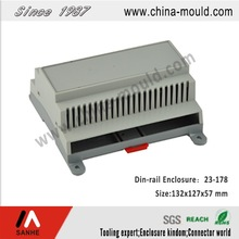 din rail enclosure sanhe