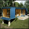 20ft Glass modular housing unit lowes steel prefabricated kit homes cheap portable houses