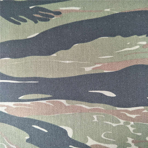 Military tc camouflage fabric for marine camouflage uniform cloth