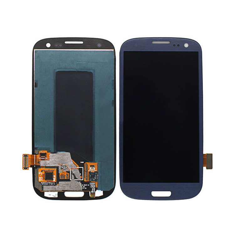 Complete lcd with touch screen for samsung s3