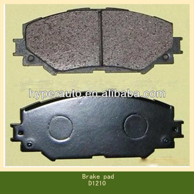 D340 Trw Brake Pad For Peugeot/Volkswagen