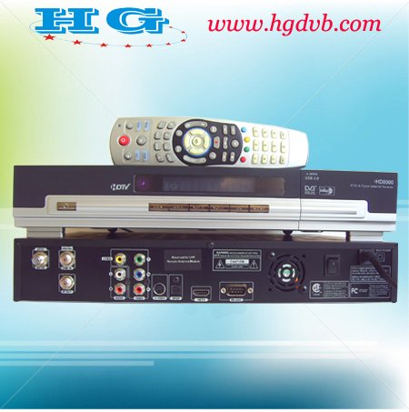 HG DVB 8837 HD SATELLITE RECIEVER