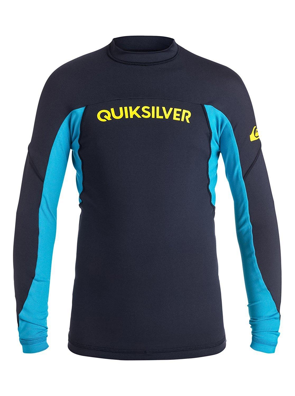 407c196222 Get Quotations · Quiksilver Baby Boys Performer - Long Sleeve Rash Vest  Rashguard