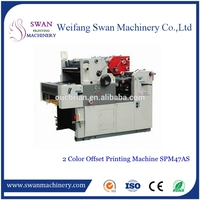 Modern design WG offset printing machine germany With Promotional Price