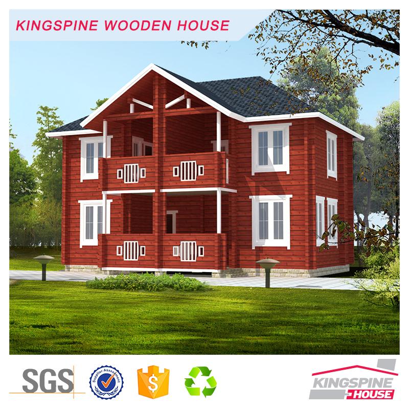 Precio de f brica de number plantas de dise o casa prefabricada de madera doble registro - Fabrica de casas de madera ...