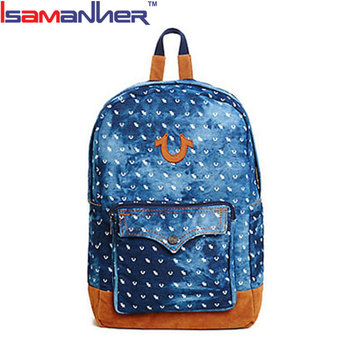 Online Shopping Custom Latest Jeans School Bags For College Students ... ce36e11c69734
