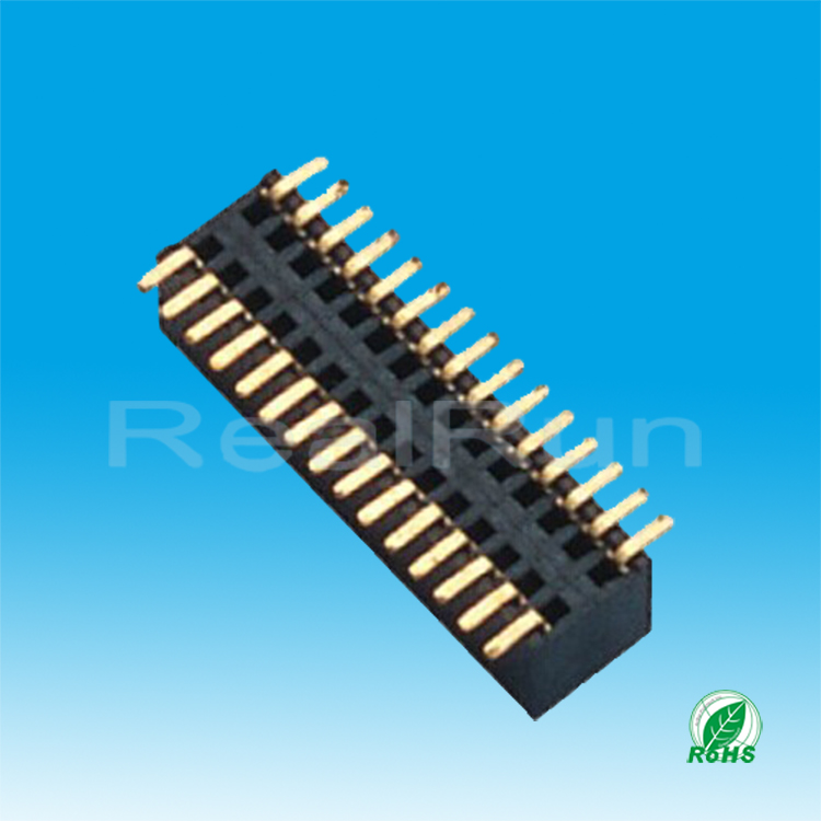Board to Board SMT type Female Header 0.8mm connectors