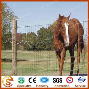 Flexible rail electric fence livestock solar eletric fences for animal made in China
