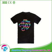 Sublimation Printing Oem 3D Digital Custom Printing Sublimation T-Shirt