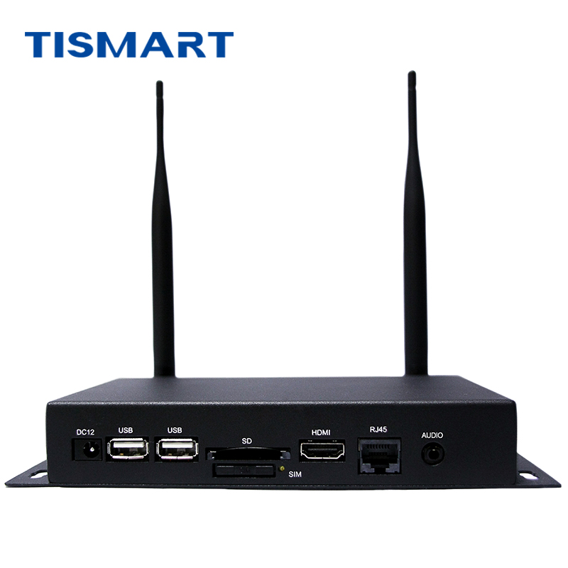 Tismart Chinese Streaming Media Player Hdd Player