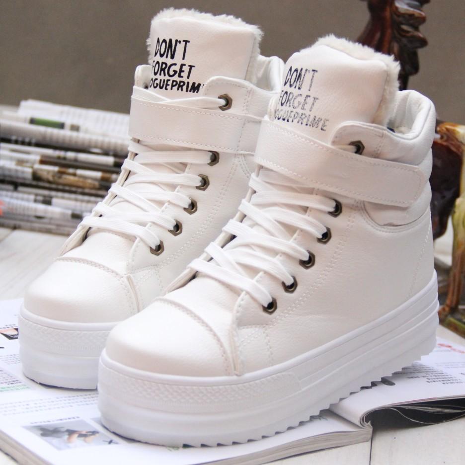 meilleures ventes 2016 nouvelles bottes d 39 hiver chaussures femmes chaussures plate forme de. Black Bedroom Furniture Sets. Home Design Ideas
