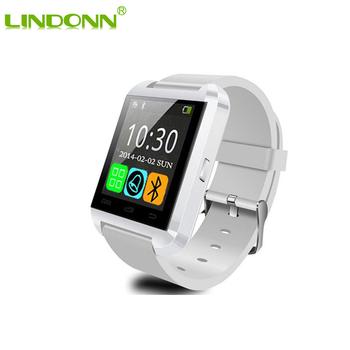 ccdede7a18f Preço de fábrica Android Bluetooth Smartwatch U8 Inteligente Relógio Mão  Relógio ...