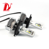 12 years Factory Sale led headlight bulb 45W/6500lm P12 led headlight h4